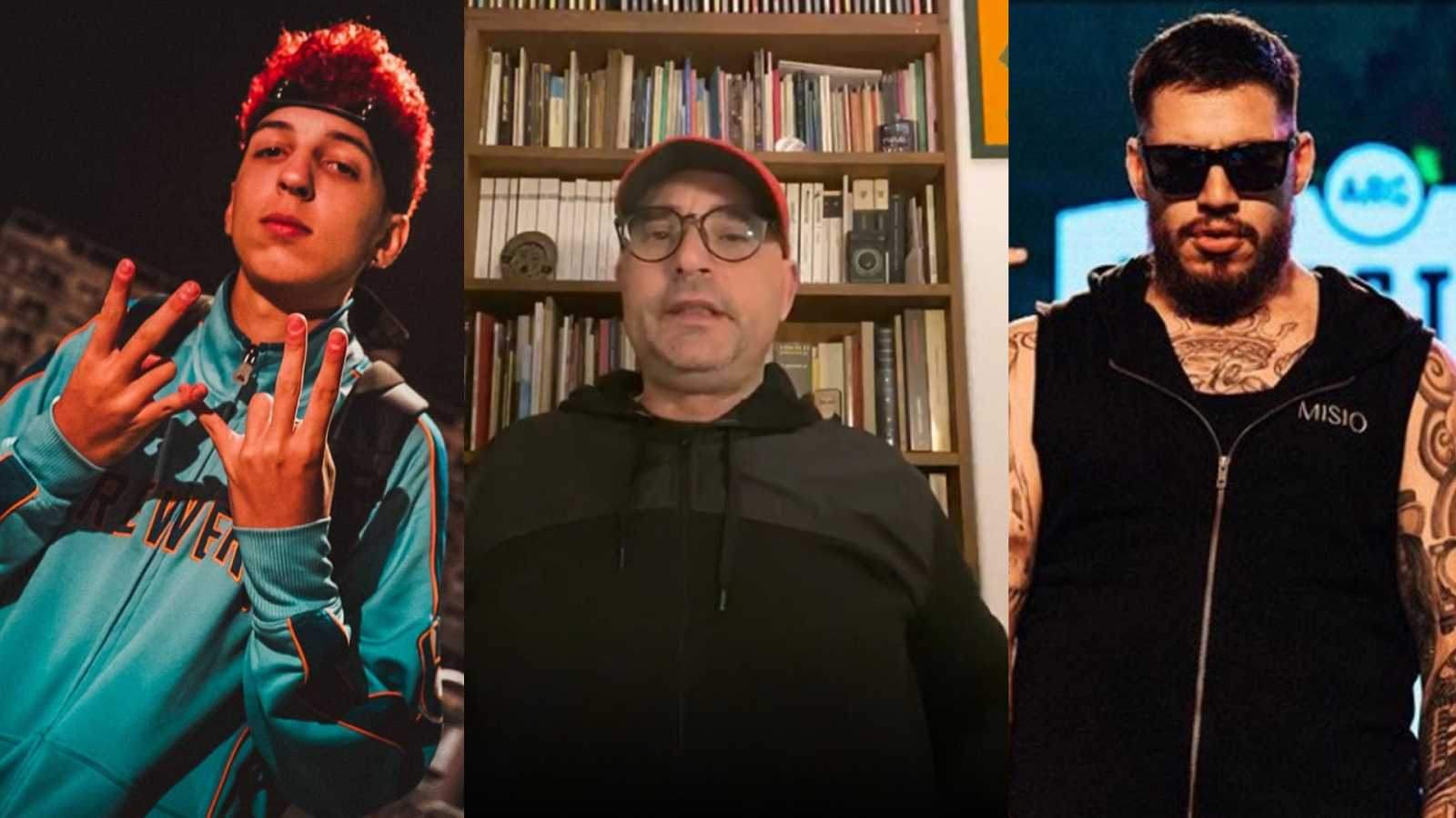 Infrainch crea la primera escuela de rap profesional de la historia presentándola junto a Mecha y Misionero.