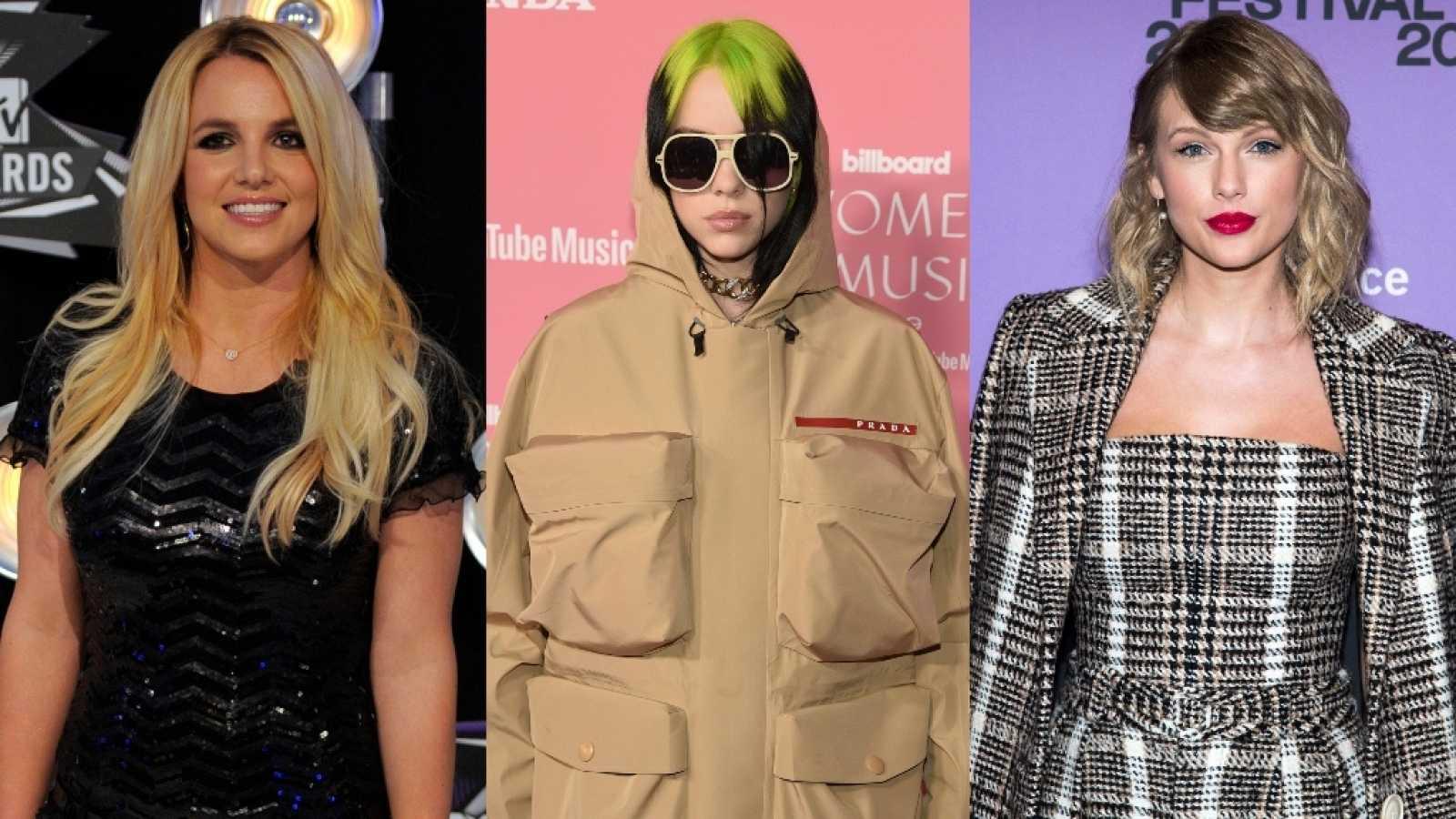 "Britney Spears, el mejor single debut según la revista ""Rolling Stone"""