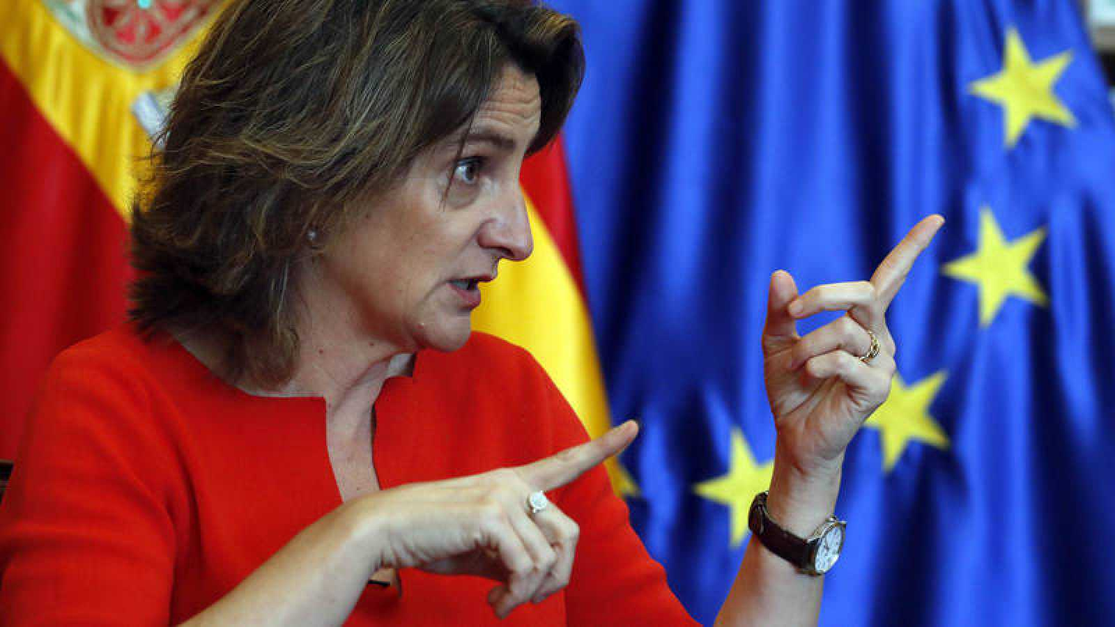 Ribera apunta que primero es la seguridad sanitaria y luego la recuperación económica