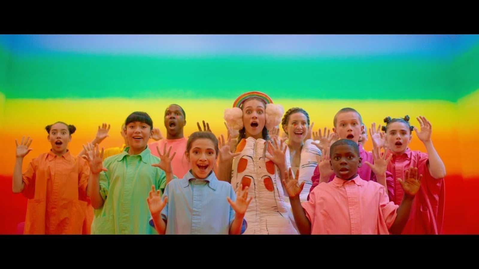 Sia lanza su nueva canción, que formará parte de su próxima película: 'Music'