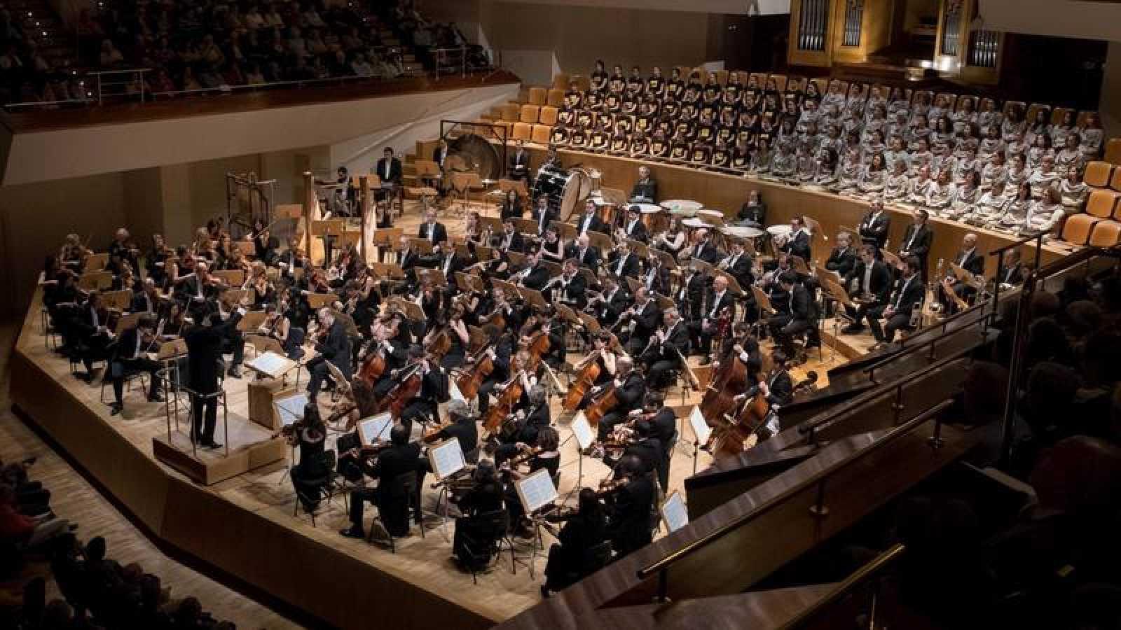 La Orquesta y Coro Nacionales de España vuelve a Radio Clásica