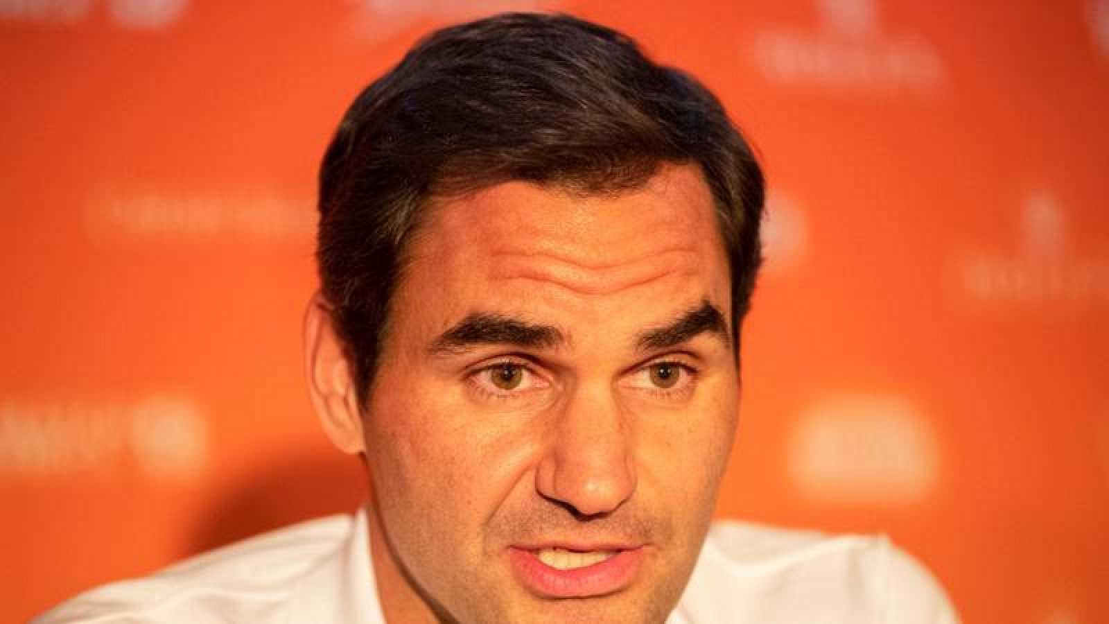 Imagen de archivo del tenista suizo Roger Federer.