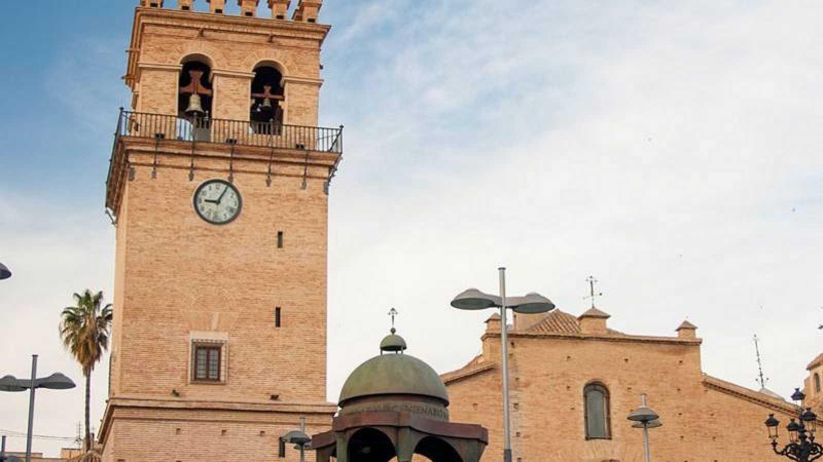Imagen de la localidad murciana de Totana.