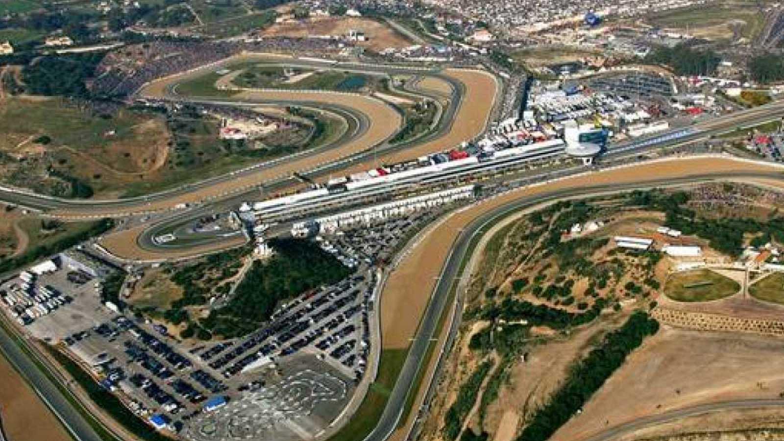Imagen: El circuito de Jerez acogería los dos primeros Grandes Premios de la temporada