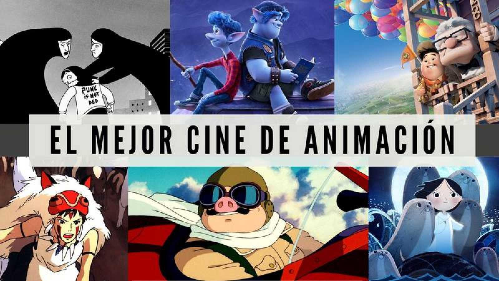 Factorías de animación en el cine