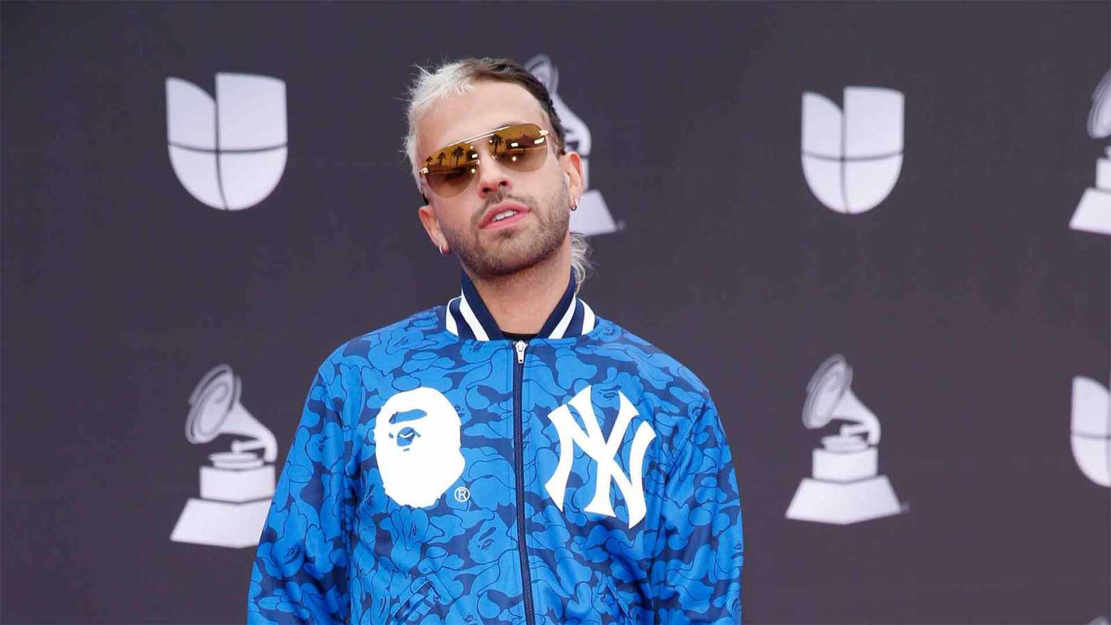 Feid, en la pasada edición de los Latin Grammy.