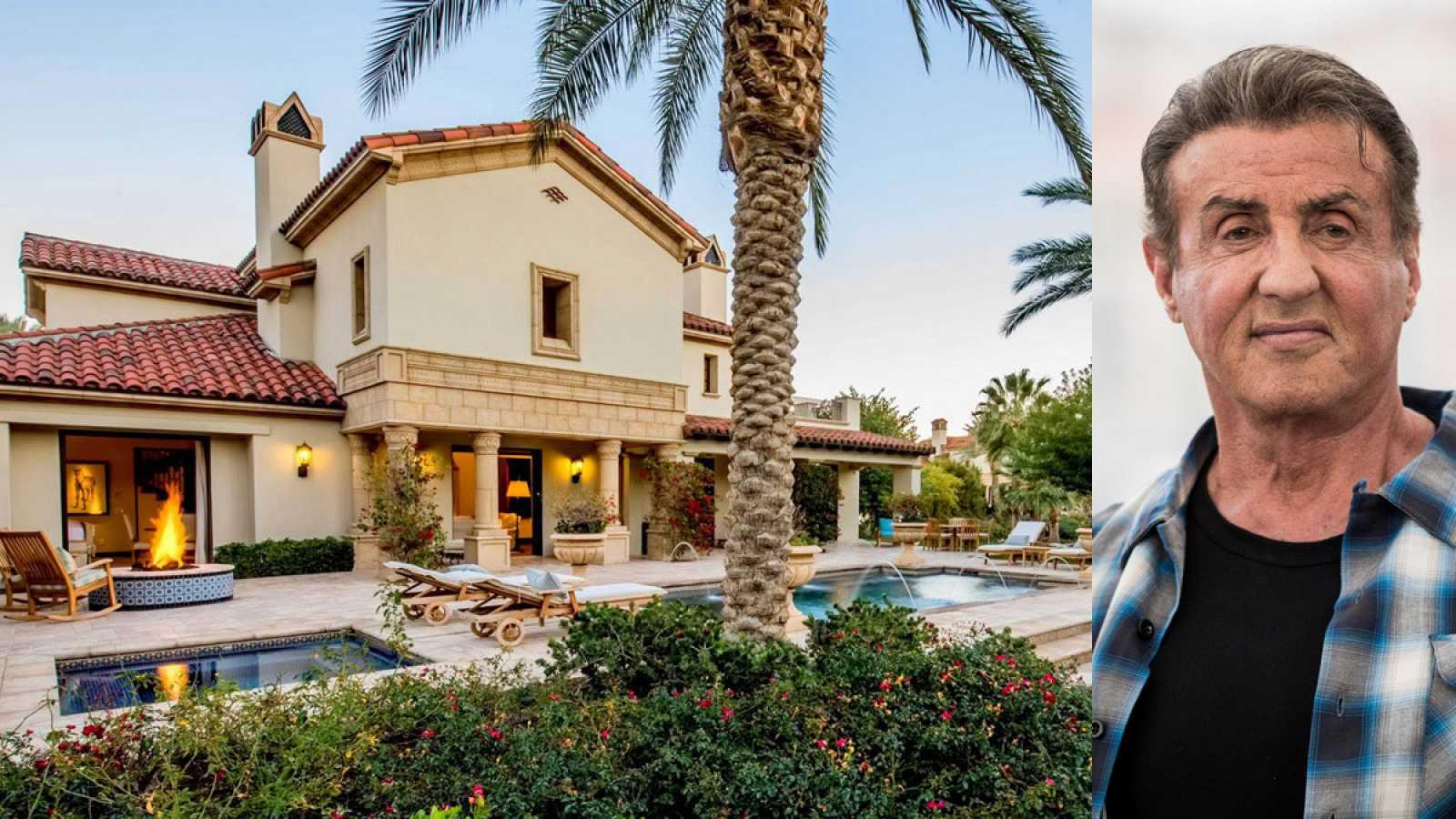 Sylvester Stallone vende su casa