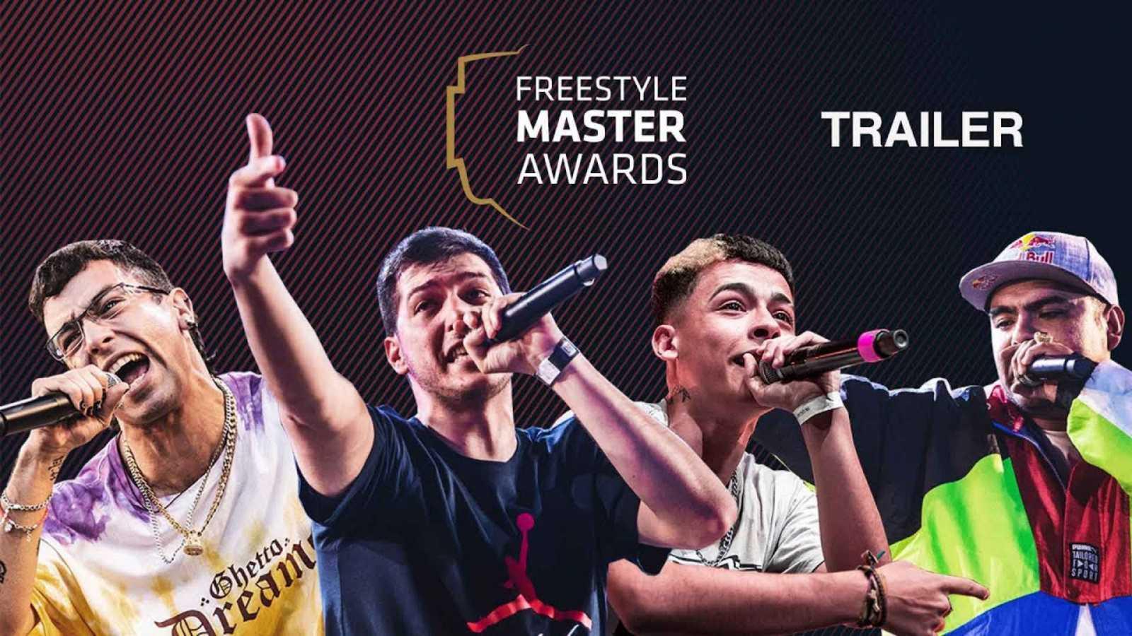 Urban Rosster anuncia los primeros nominados de los Freestyle Master Awards