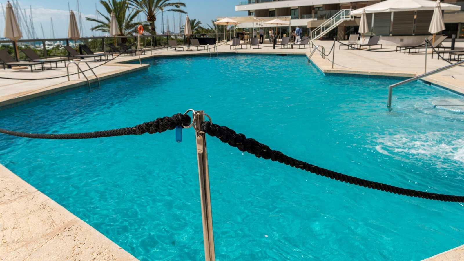 Las piscinas reabrirán para uso deportivo a partir de este lunes en toda España.