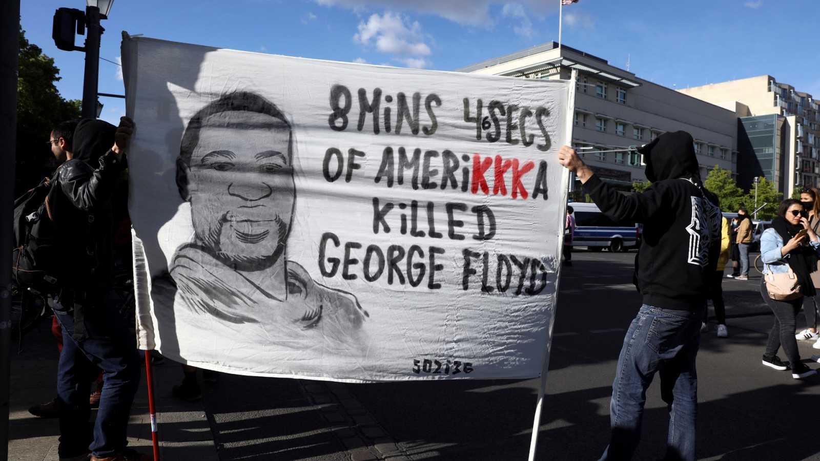 Cronología | La muerte de George Floyd, último episodio de ...