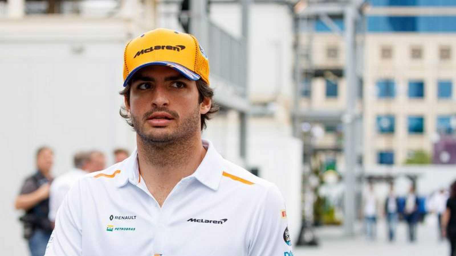 El piloto español de McLaren Carlos Sainz en una imagen de 2019.