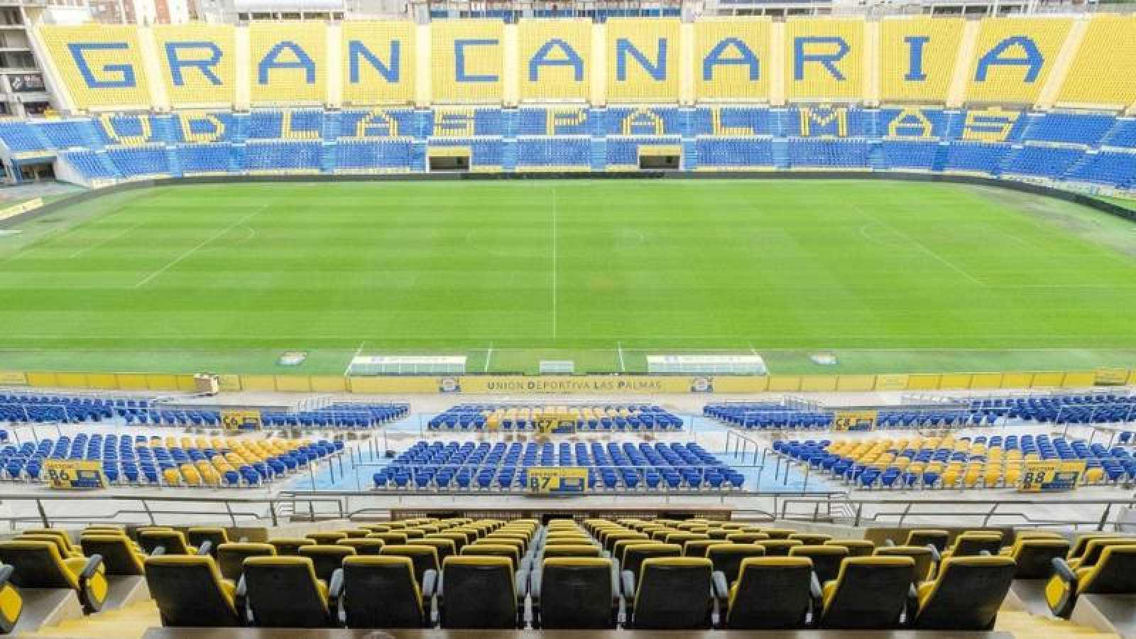 Las Palmas jugaría con público en su estadio pese a la petición del gobierno de España
