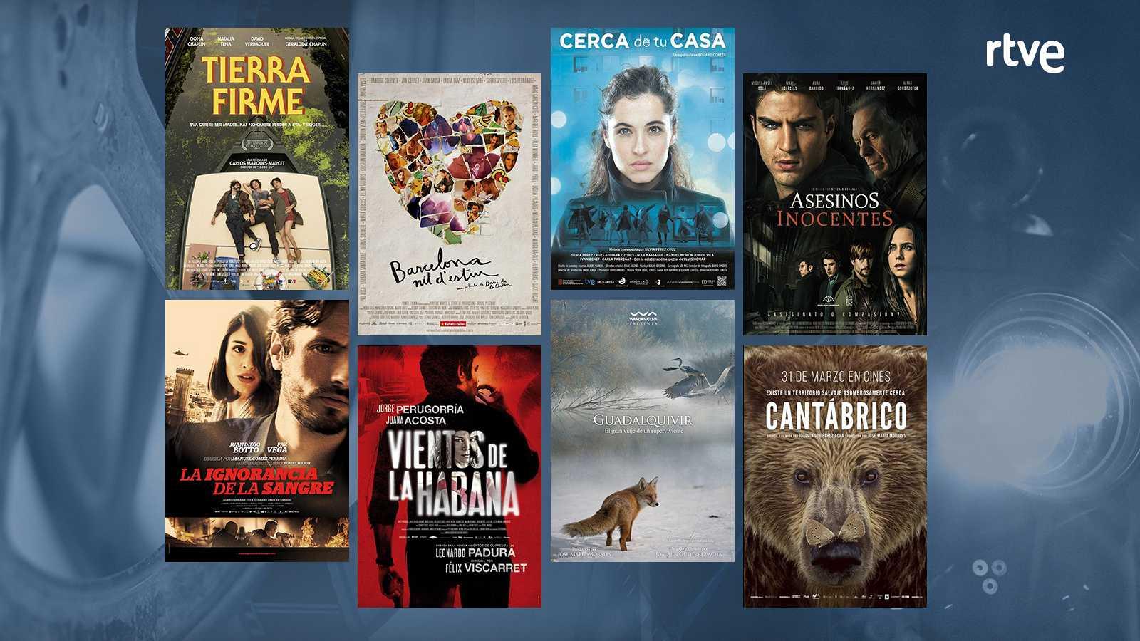 Un mes de estrenos para todos los gustos en 'Somos cine'