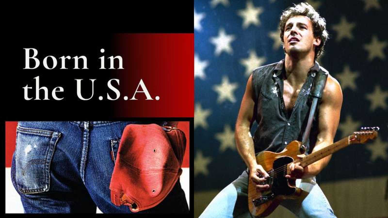 Born in the U.S.A., Bruce Springsteen (1984)