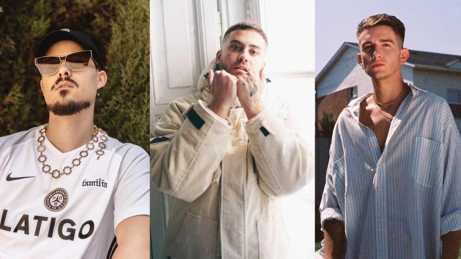 Recycled J con 'Superpoderes, Delaossa y su nueva mixtape, el cuarto disco de DELLAFUENTE... Vota tu canción Playz de la semana (05 de junio)