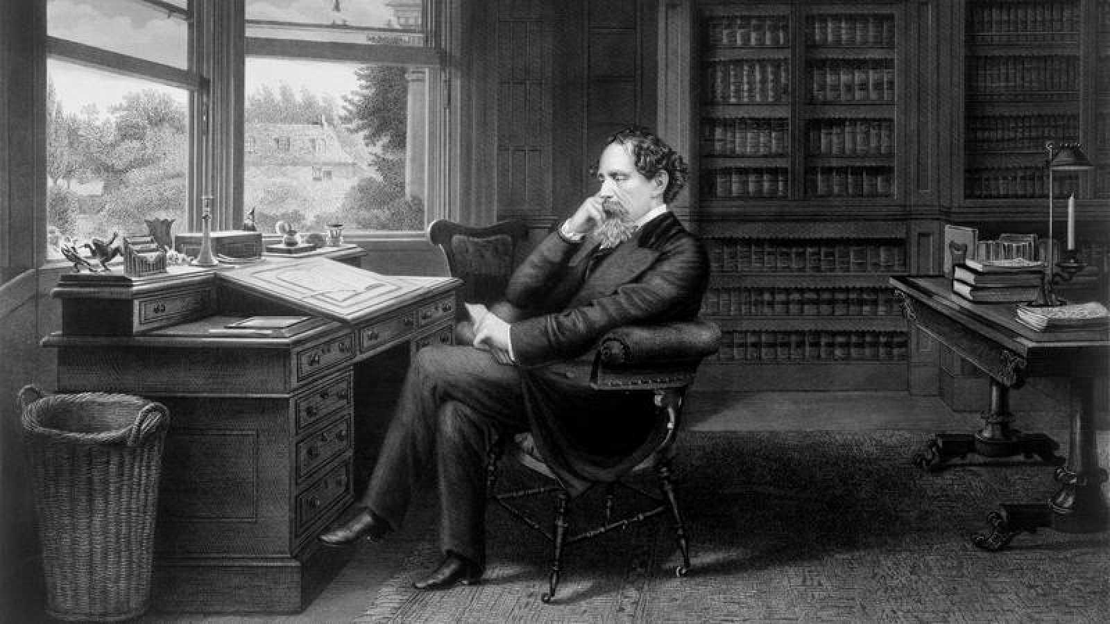 Ponemos sonido a la vida y obra de Charles Dickens.