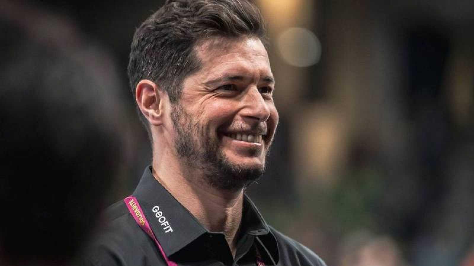 Alberto Entrerríos, entrenador del Nantes.