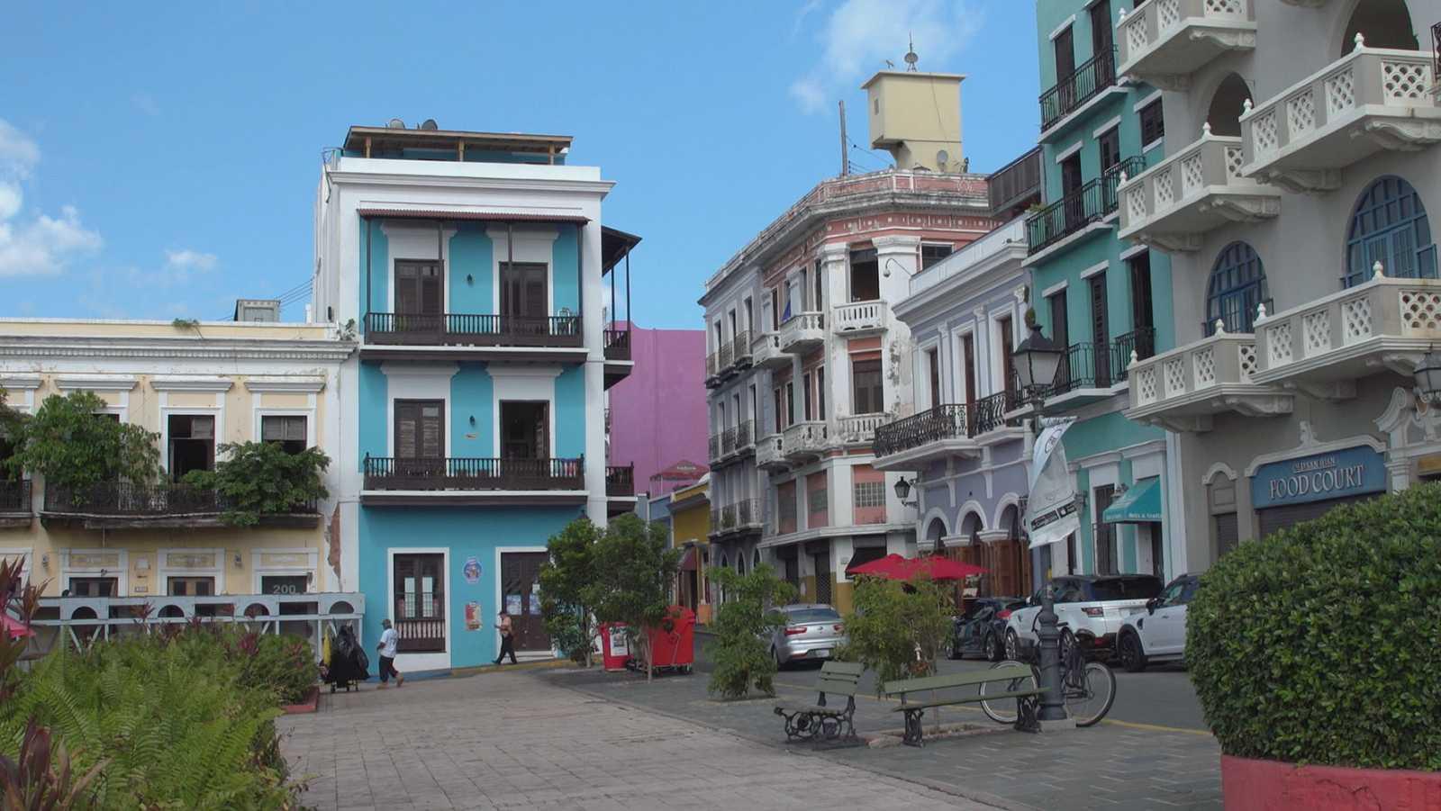 Imagen del reportaje en Puerto Rico