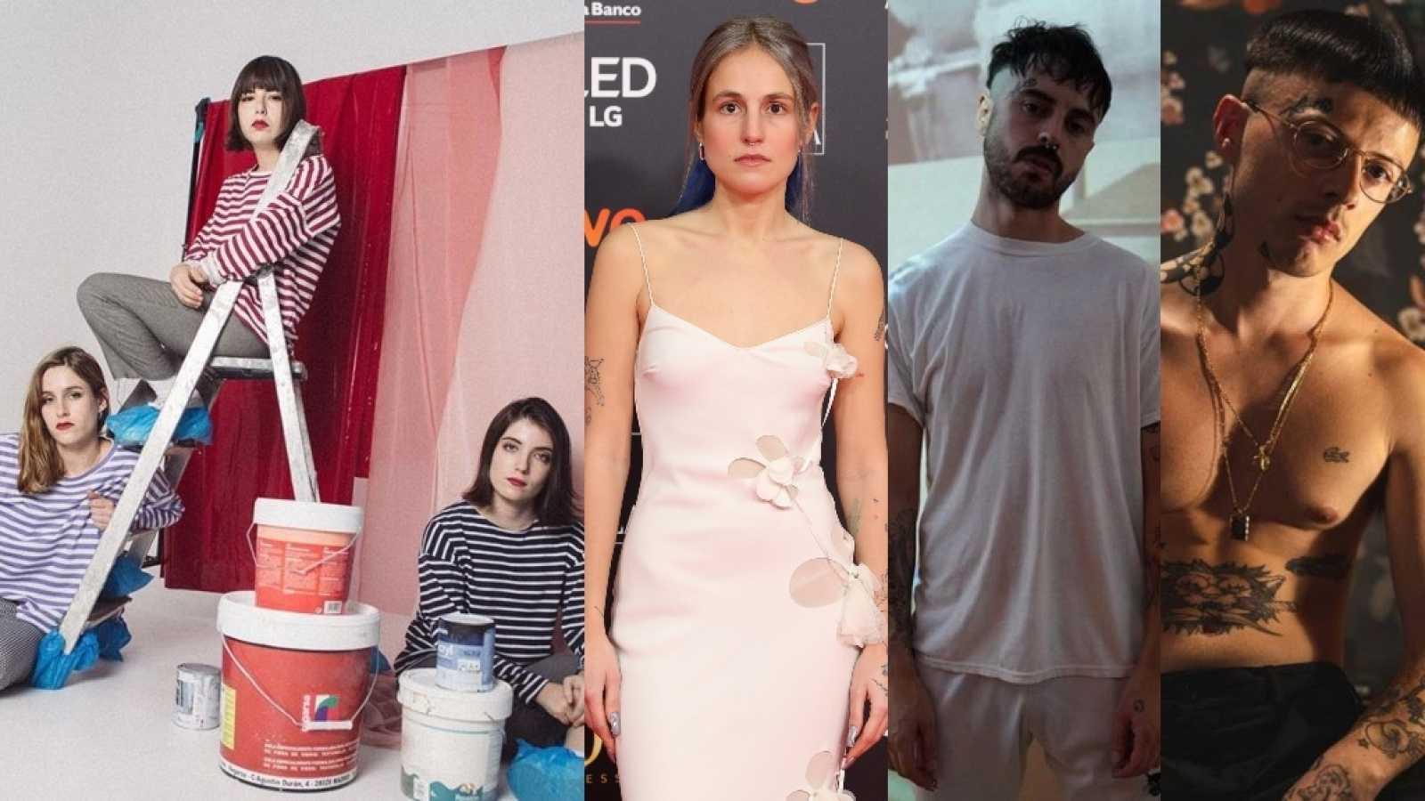 Cariño, María Escarmiento, Kinder Malo, Pimp Flaco y el ganador de 'OT 2020', los invitados de la semana en OK Playz