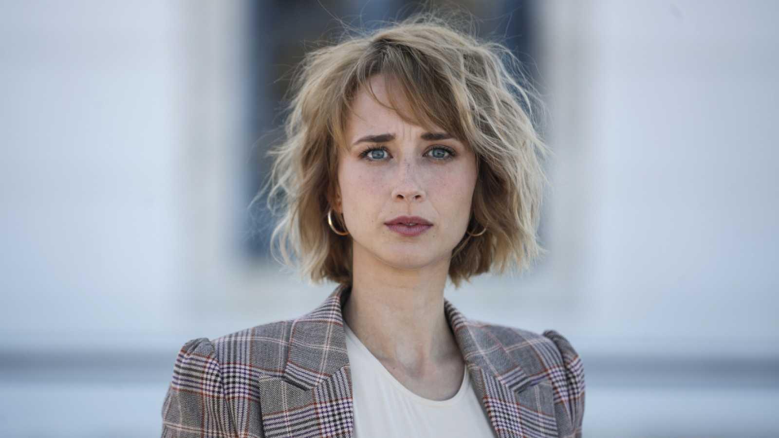 """Ingrid García-Jonsson: """"Decidí hacer cine el resto de mi vida"""""""