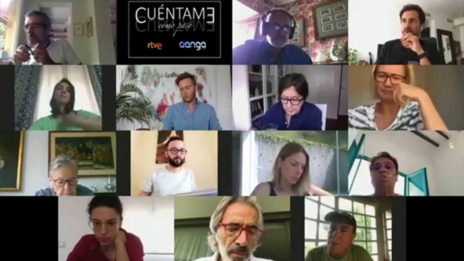 Los reencuentros de la familia Álcantara por videollamada