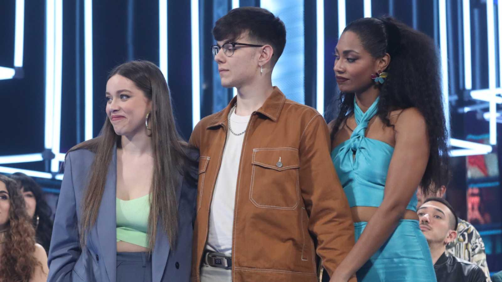 """Nia, Flavio y Eva tras salir de 'OT 2020': """"Hemos hecho lo que hemos querido"""""""