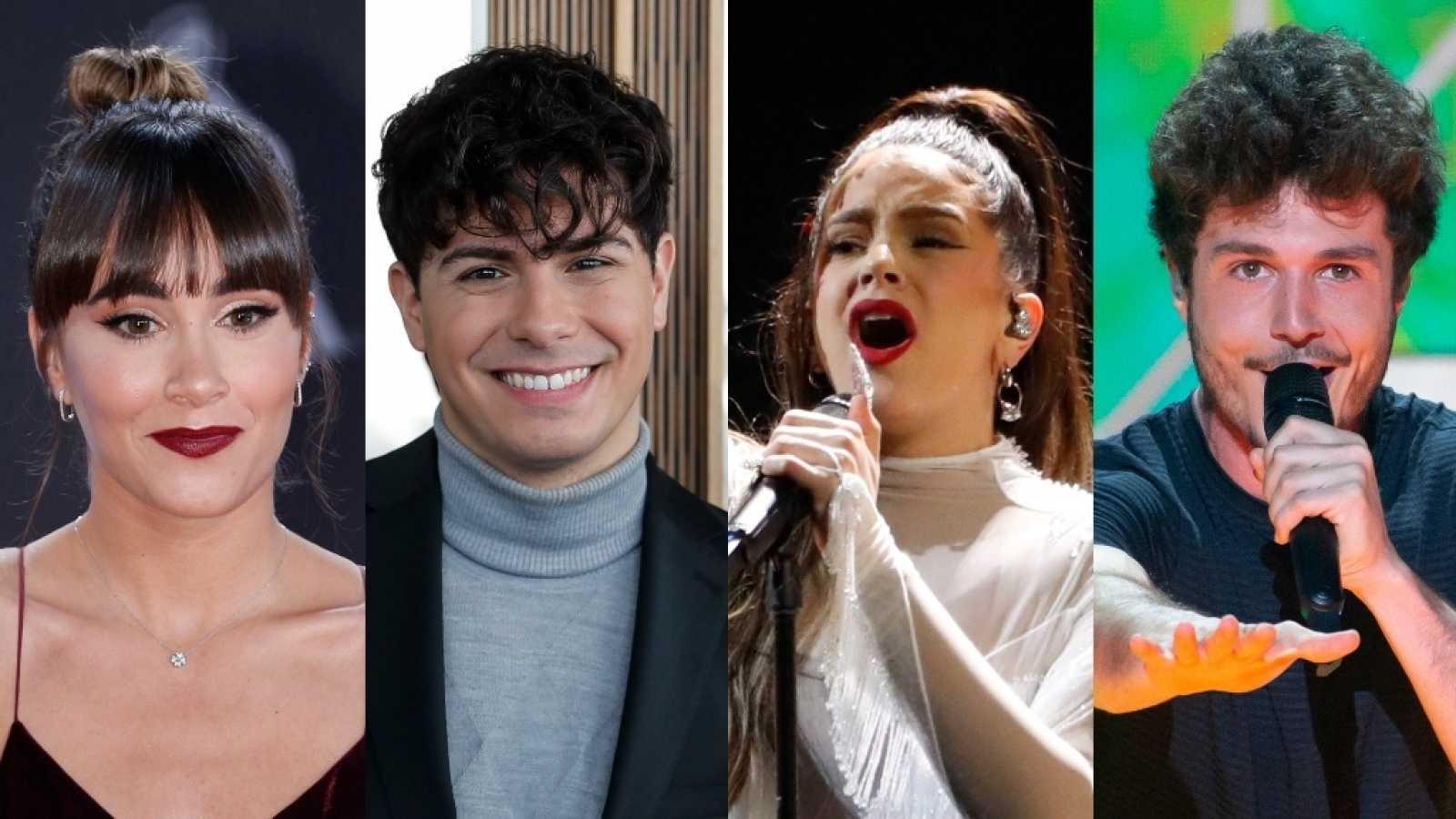 Aitana, Alfred, Rosalía y Miki Núñez: entre los artistas que unirán sus voces por una causa solidaria