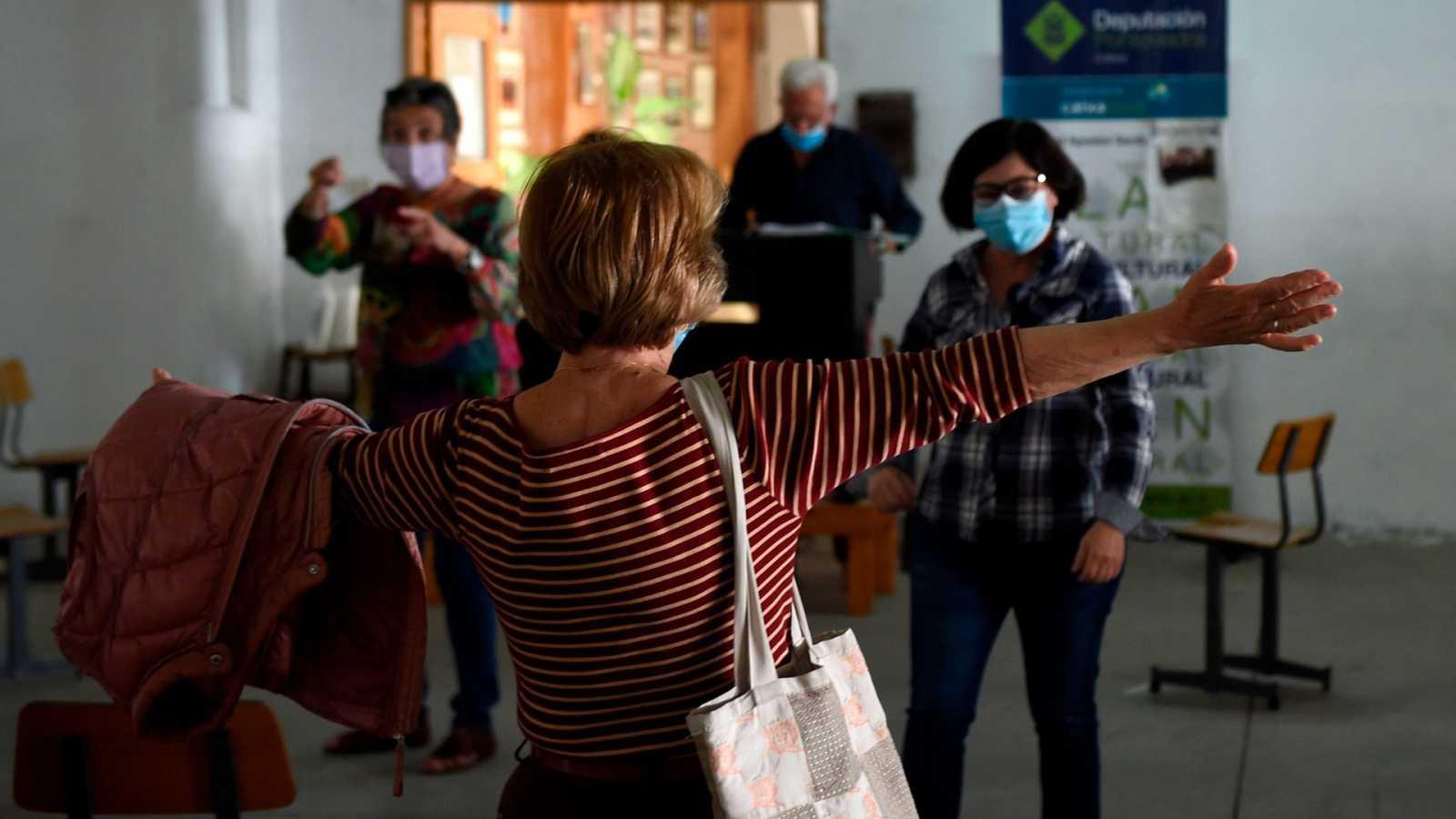 El uso de mascarilla seguirá siendo obligatorio en Galicia.