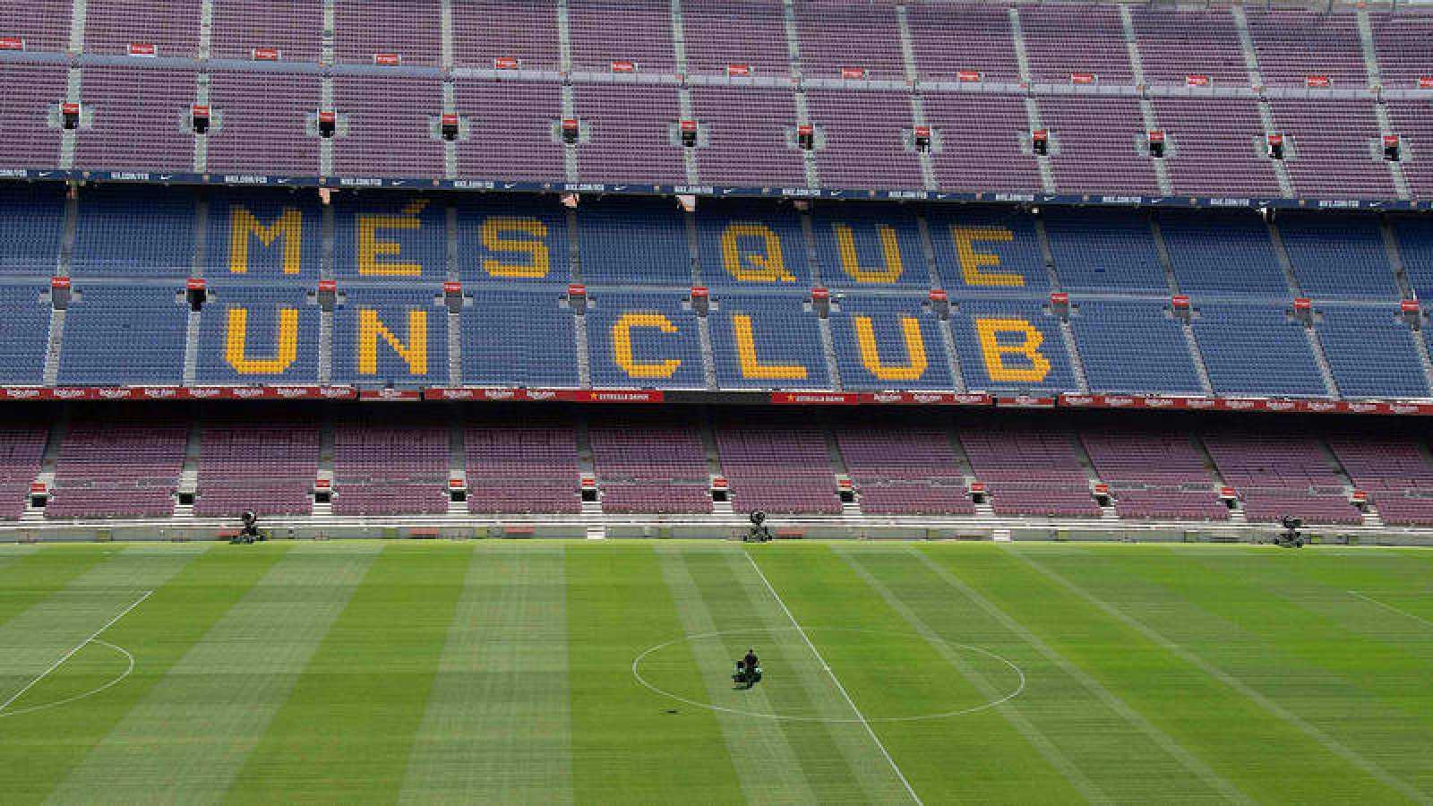 Un Camp Nou sin público acogerá el Barça - Leganés de la jornada.