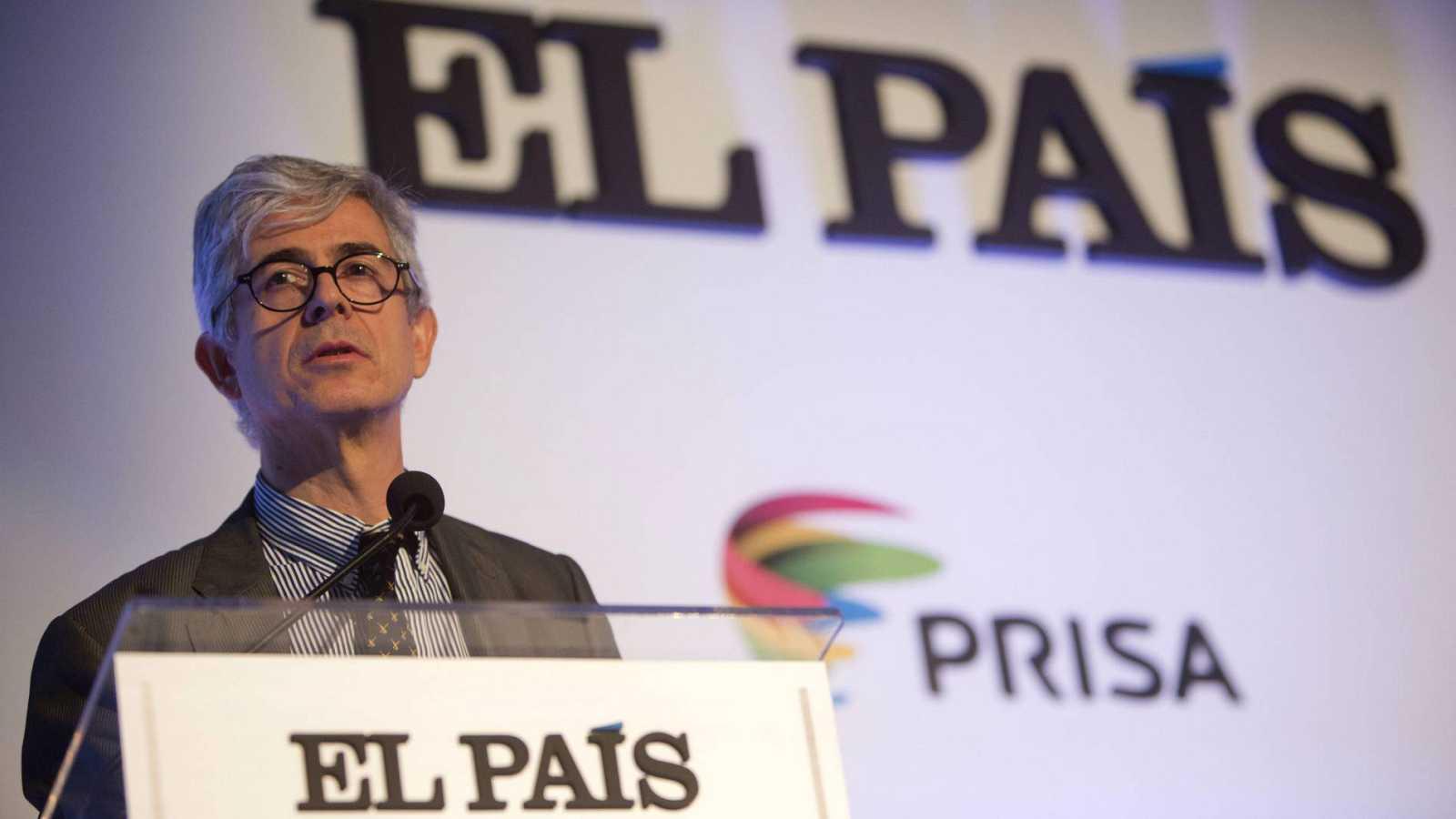 El nuevo director de El País, Javier Moreno, en una imagen de archivo