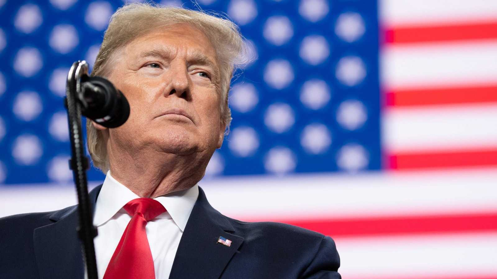 Donald Trump reveló que tomaba hidroxicloroquina de forma preventiva
