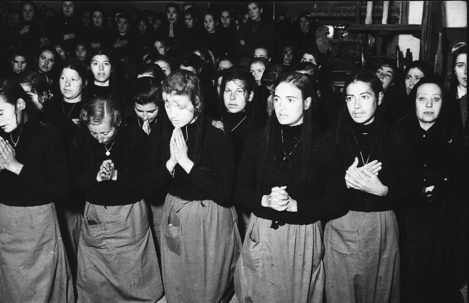 Miles de chicas españolas fueron encerradas en reformatorios dependientes del Patronato