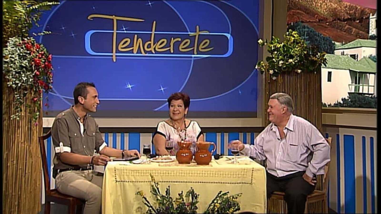 Programa 'Tenderete' de TVE Canarias