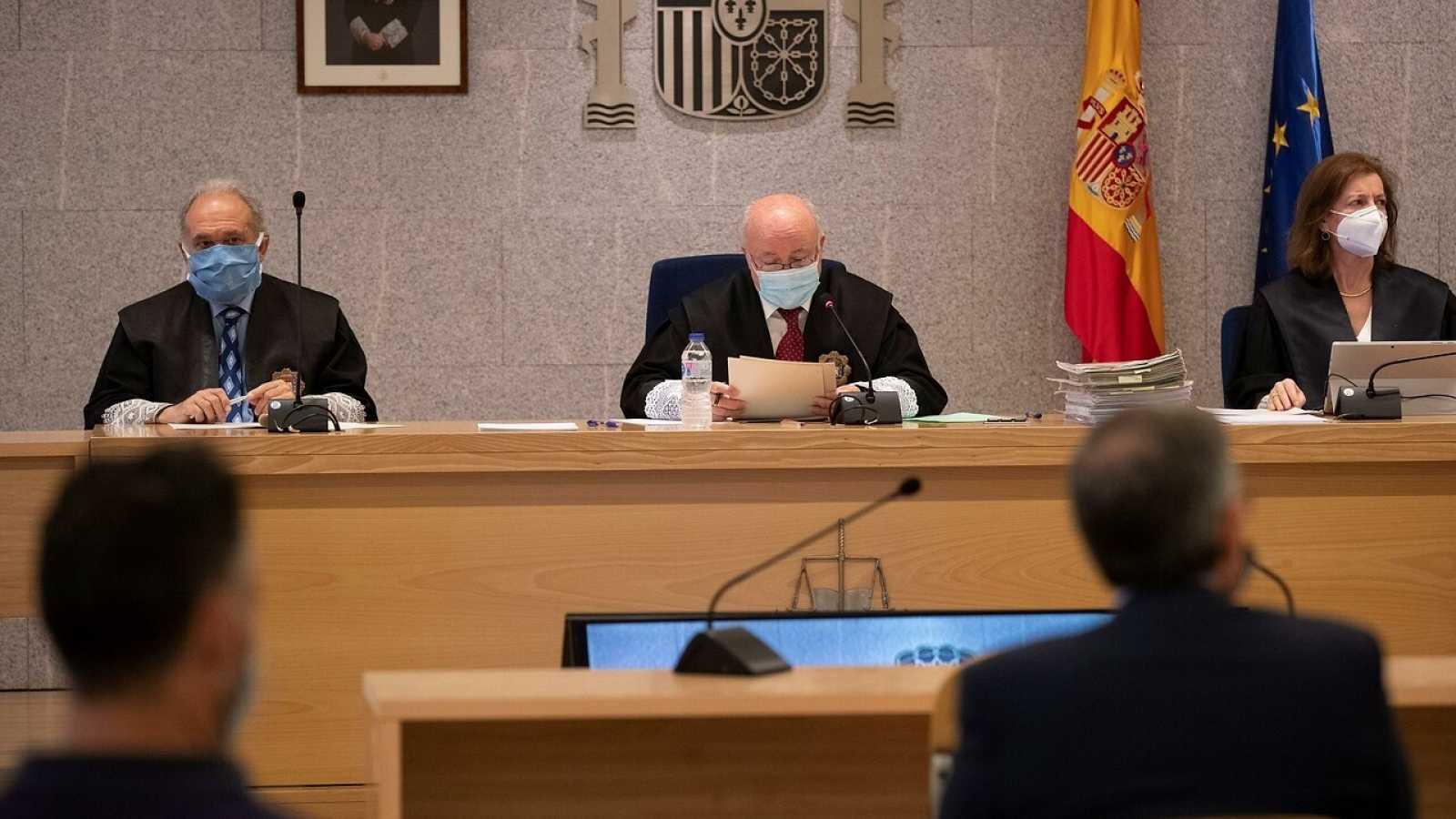 La Audiencia Nacional retoma el juicio de la pieza del caso Gürtel relativa a los contratos por la visita del Papa