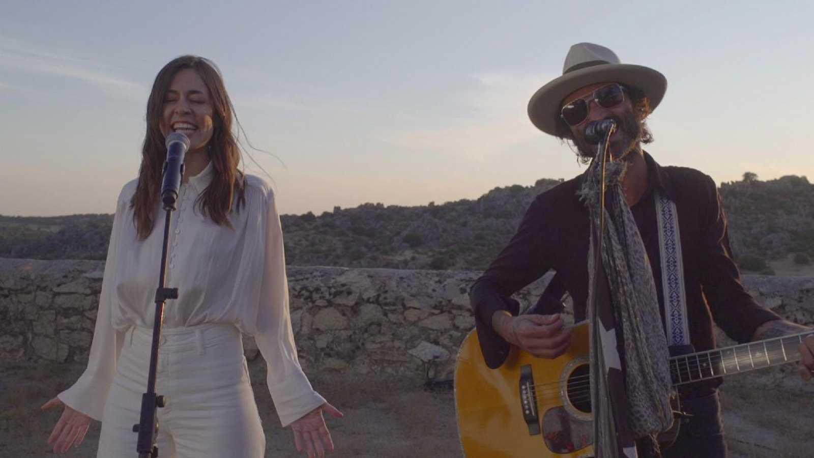 Leiva y Maika Makovski tocarán juntos en el especial 'Día de la Música' de La Hora Musa
