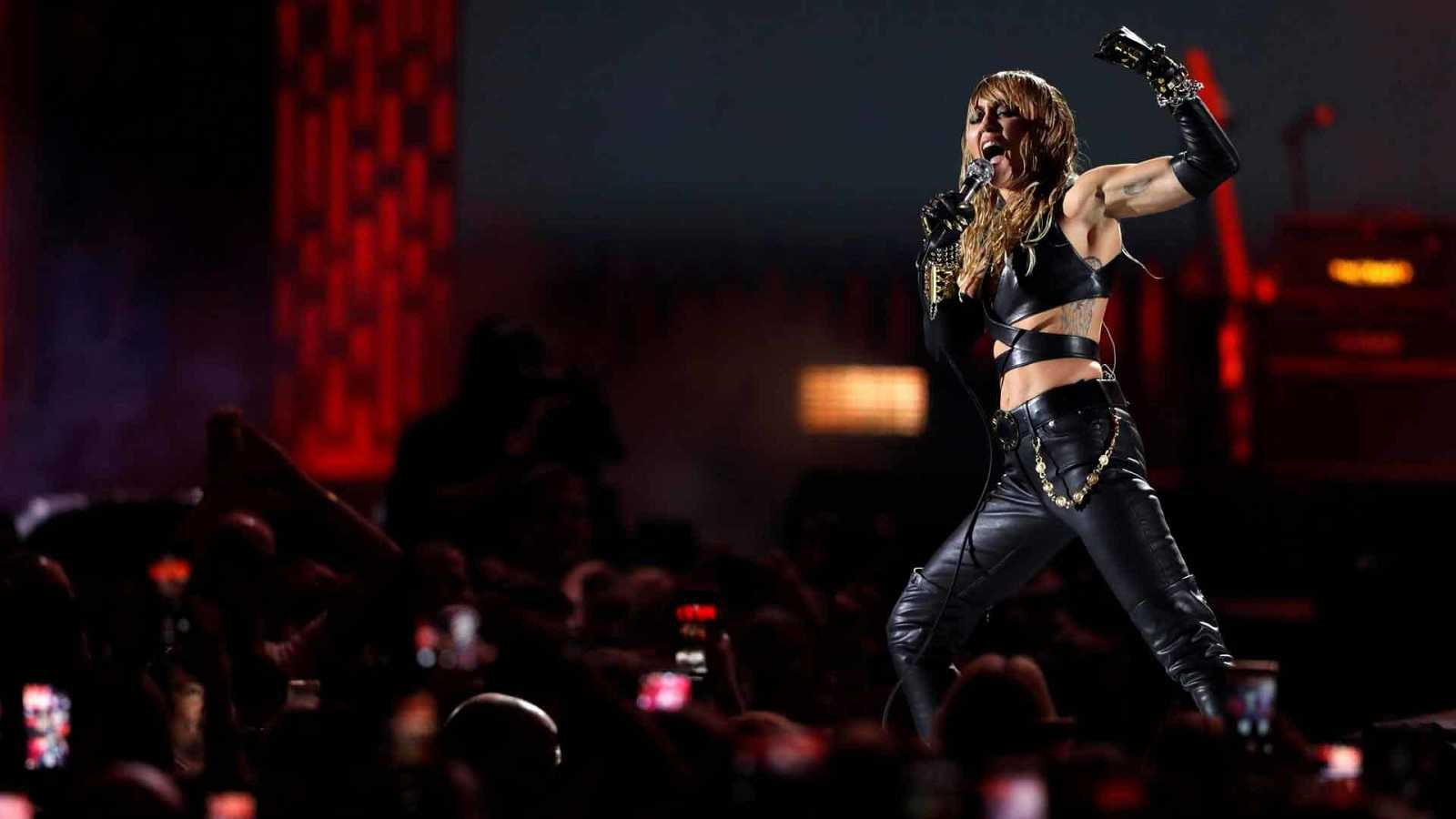 Miley Cyrus, una de las artistas más activas de la campaña 'Global Goal: Unite for Our Future'