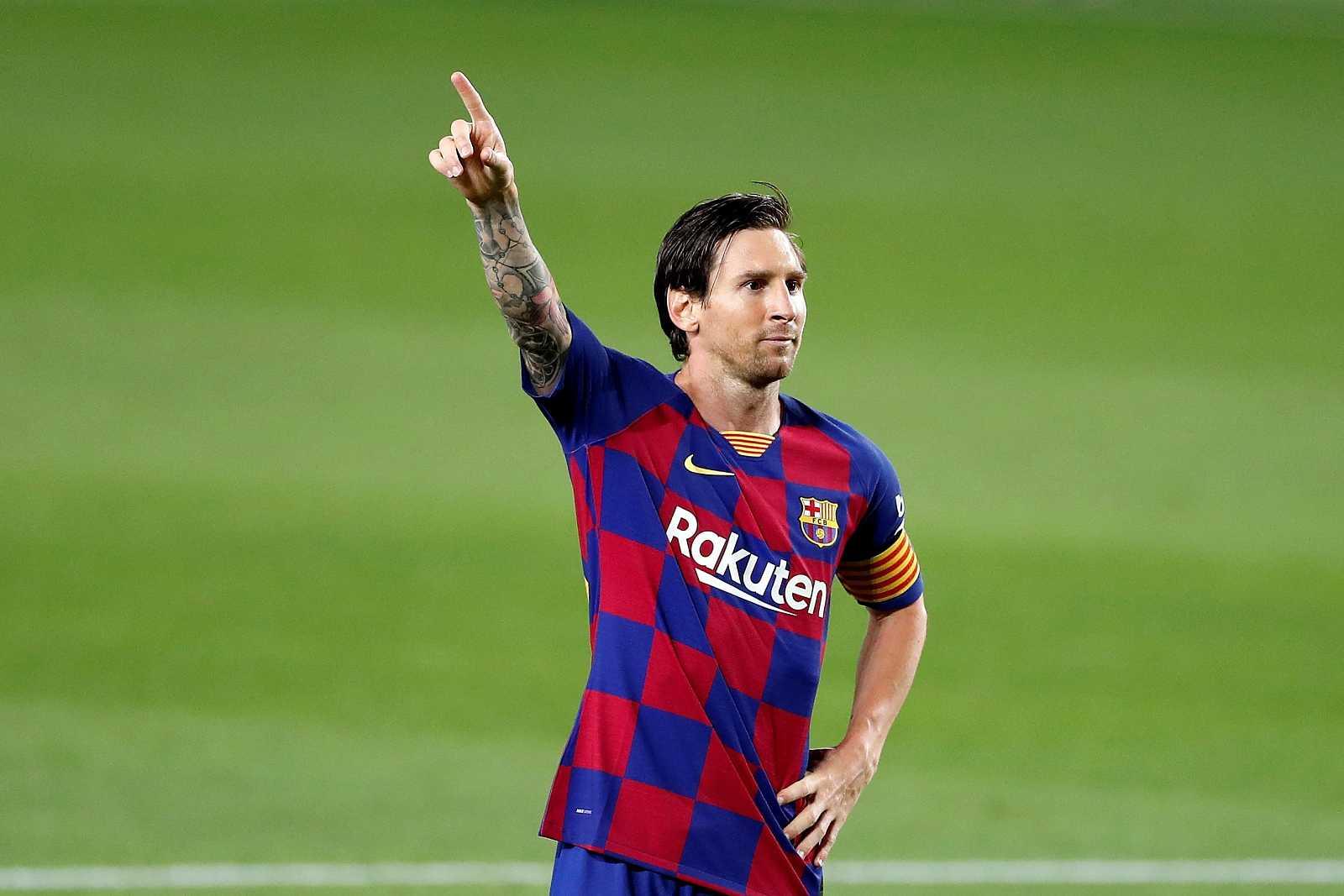 FC Barcelona - Messi