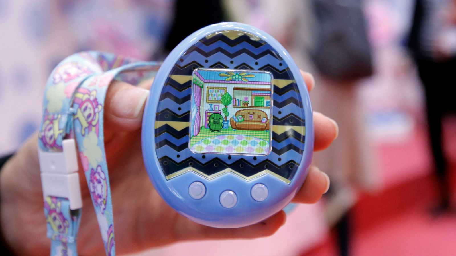 Tamagotchi regresa con novedades: pantalla a color y con posibilidad de conectarlo al móvil