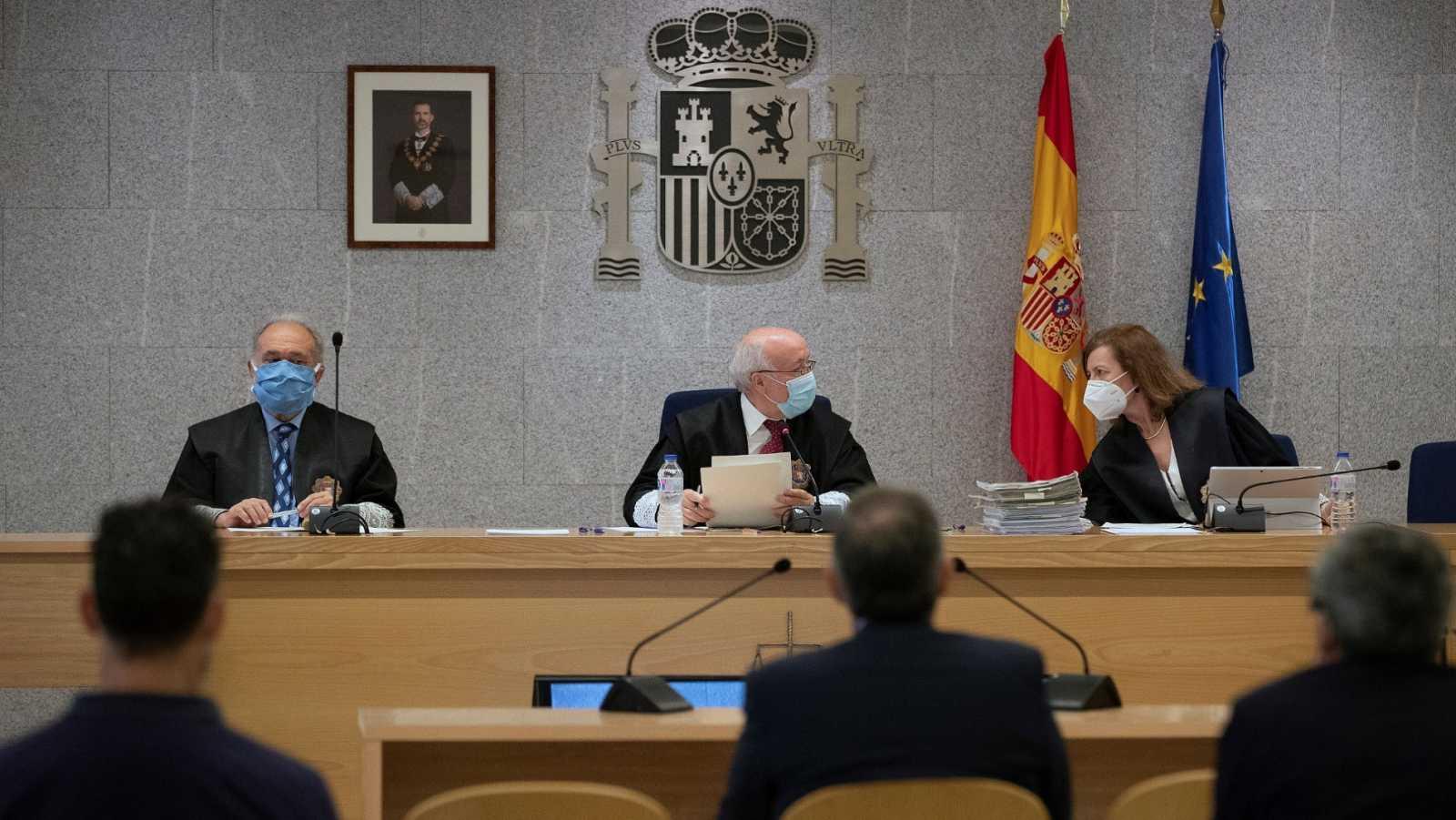 La Audiencia Nacional retoma el juicio de la pieza de Gürtel sobre los contratos de actos celebrados por la visita del papa Benedicto XVI a Valencia en 2006