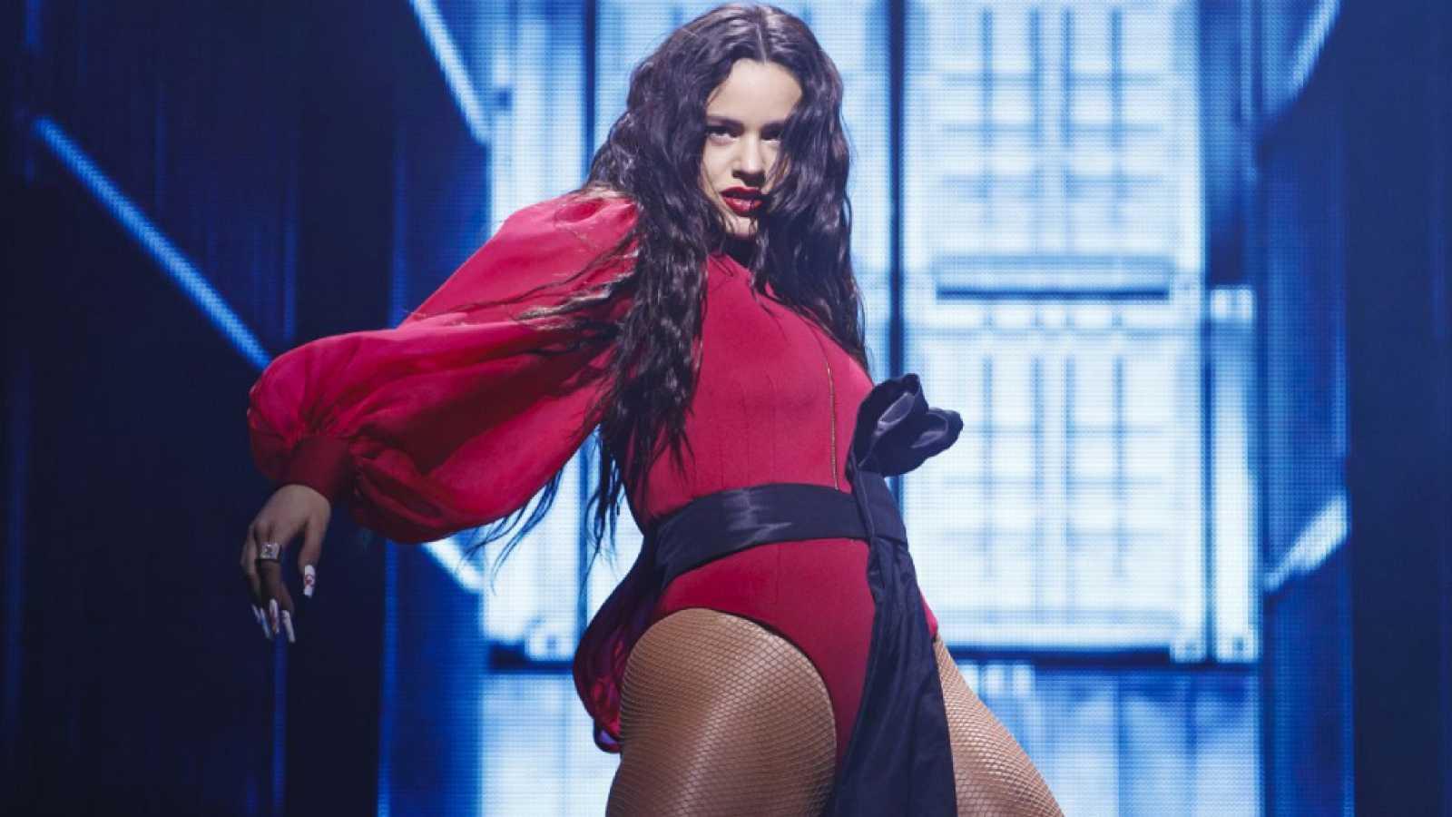Rosalía lanza 'KLK', su nuevo tema junto a Arca