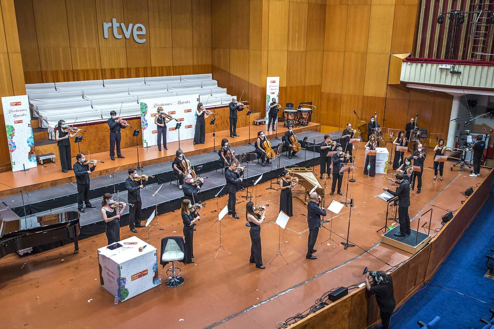 Presentación de la temporada de la Orquesta y coro de RTVE