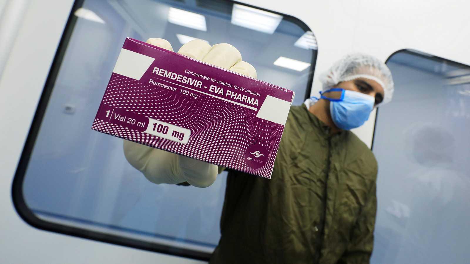 Coronavirus: Remdesivir, la Agencia Europea del Medicamento da luz ...