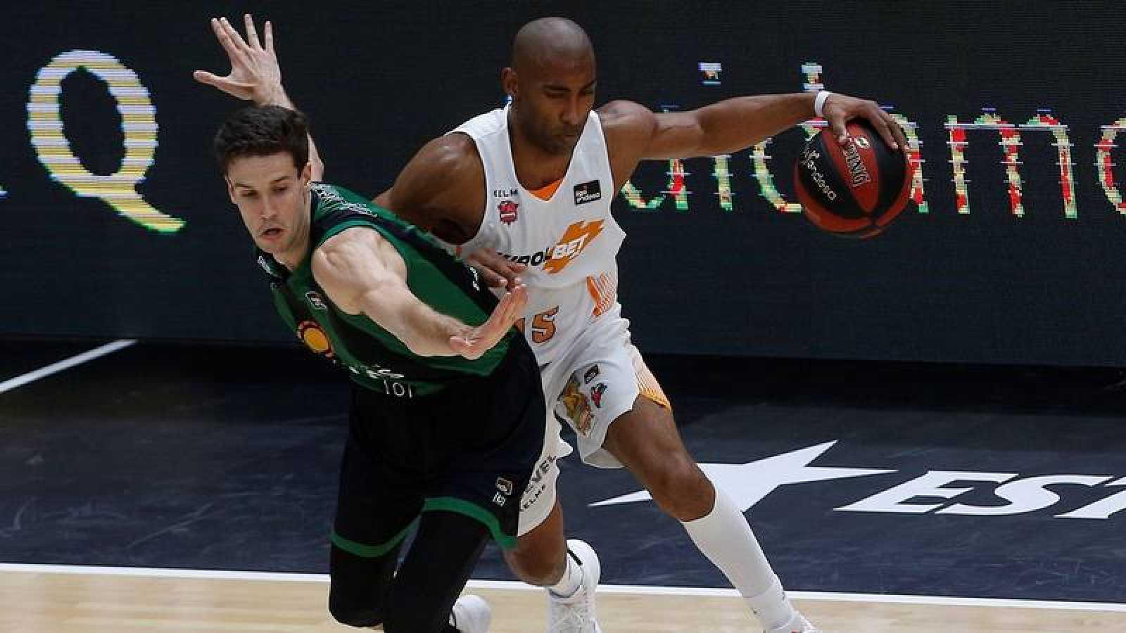 La lesión de Granger ha sido el gran contratiempo para Baskonia en su intrascendente partido contra el Joventut.