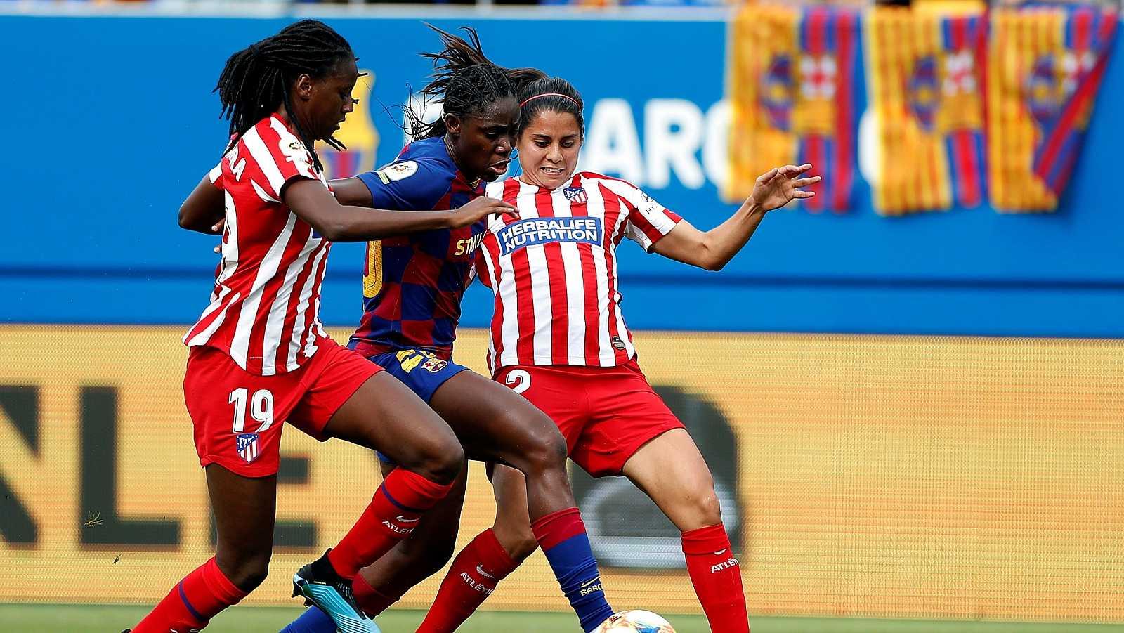 Atleti-Barça, duelo de Champions