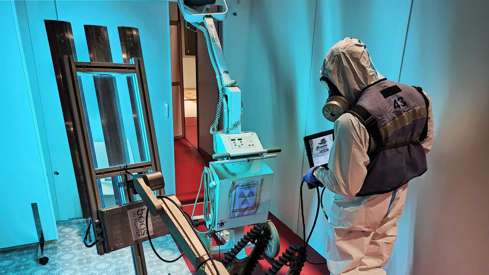 """Las autoridades recomiendan utilizar luz ultravioleta y ozono de forma """"controlada"""" y siempre por profesionales cualificados."""
