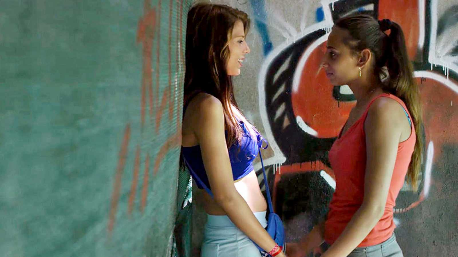 Fotograma de 'Carmen y Lola'