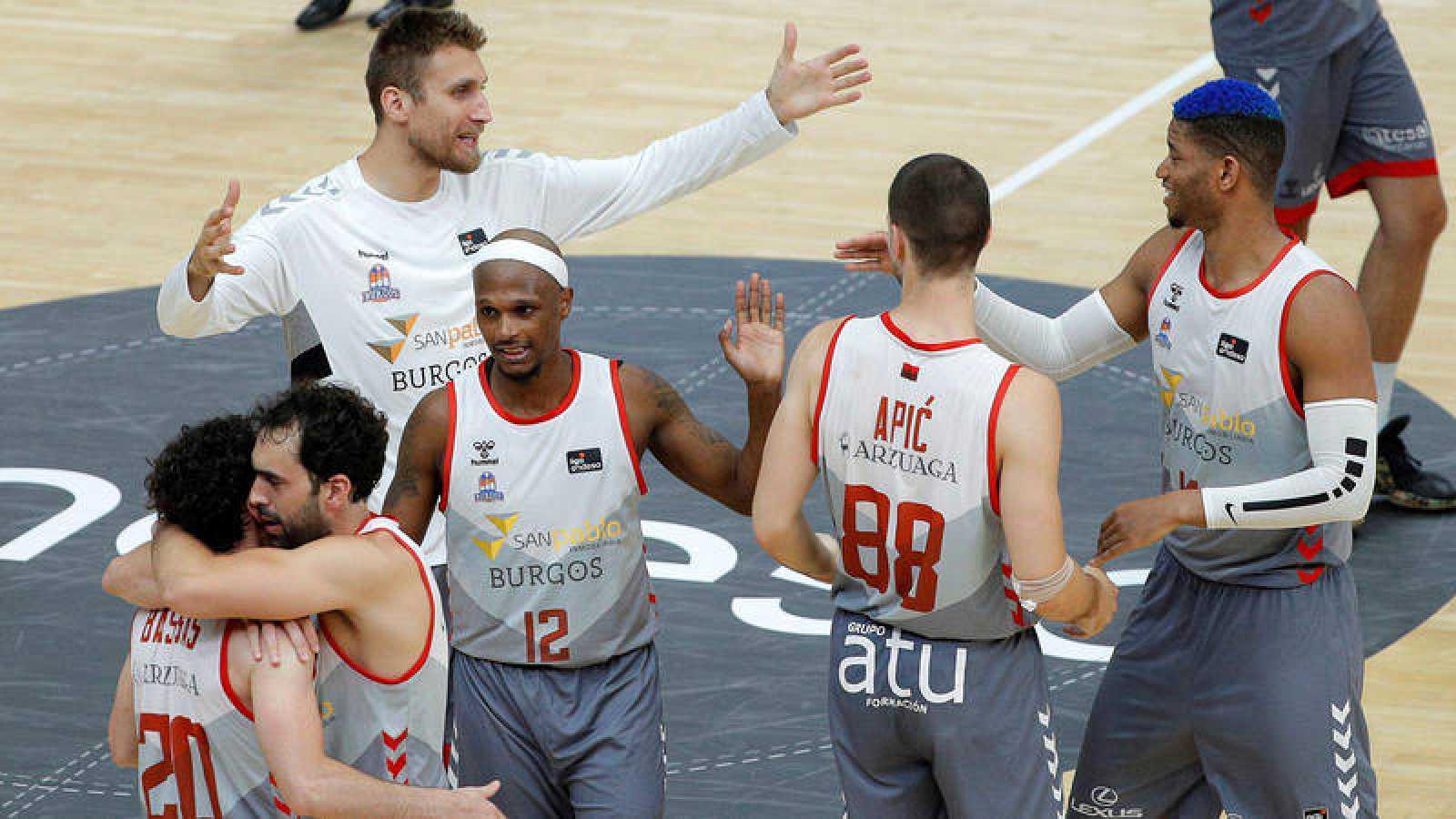San Pablo Brugos se impone a Mora Banc Andorra en el primer partido de la quinta jornada del Grupo B