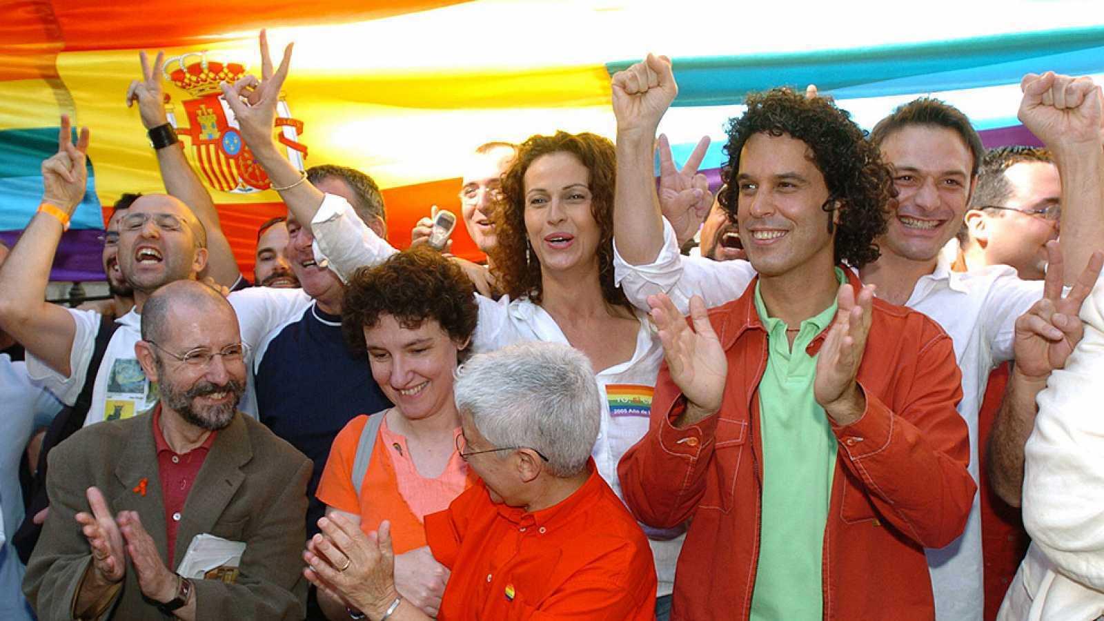 El Orgullo 2020 también celebra los 15 años del matrimonio igualitario.