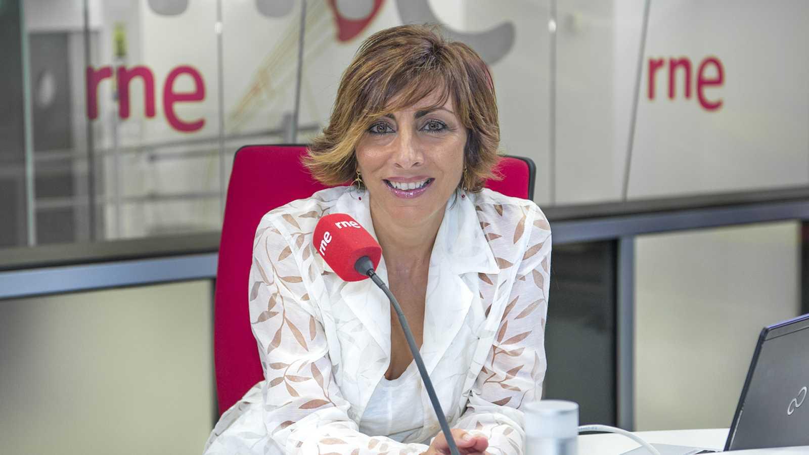 Mamen Asencio presentará 'La Mañana' de La 1 en agosto