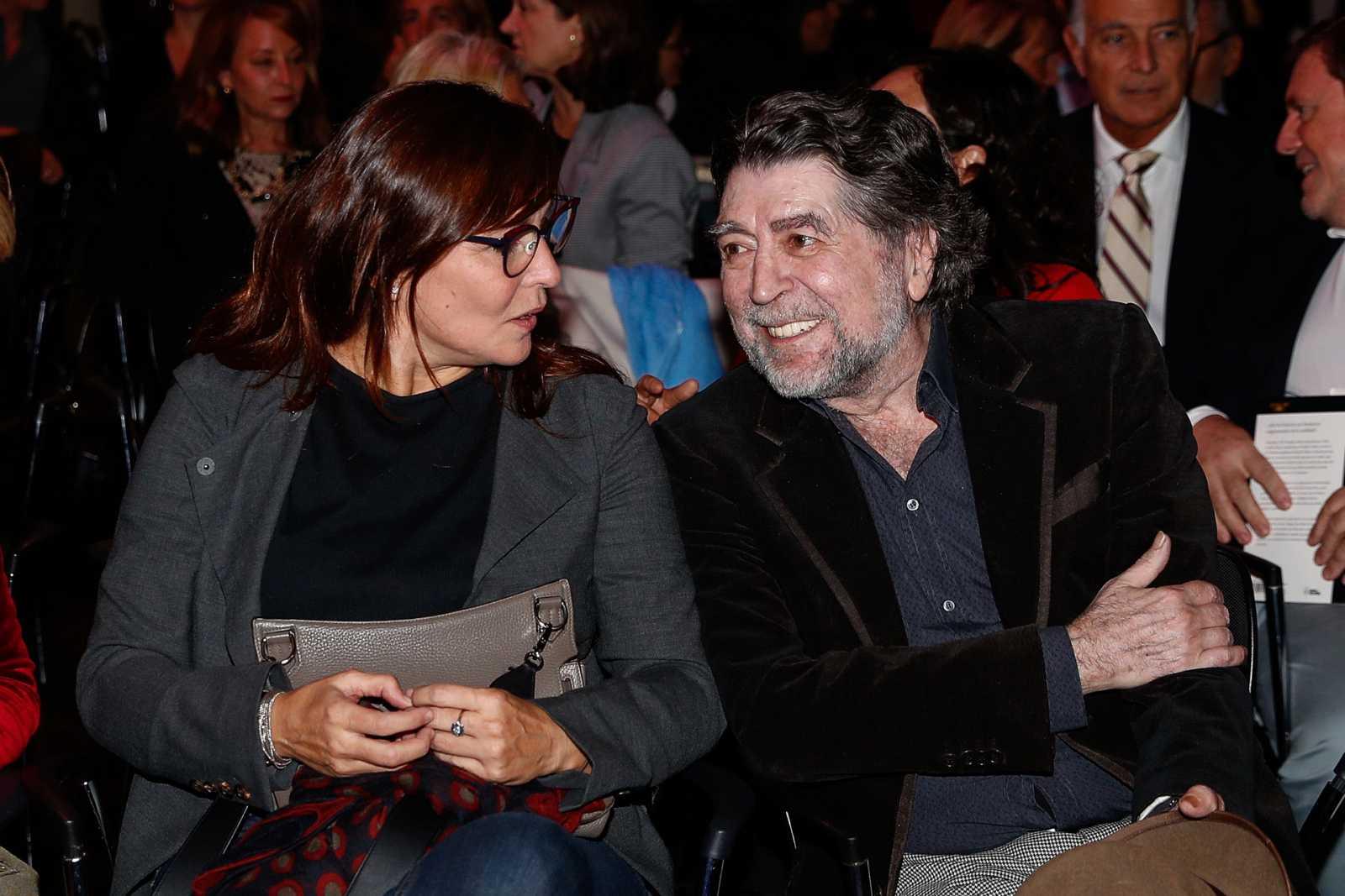 Joaquín Sabina y Jimena Coronado se han casado